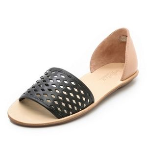 Loeffler Randall Sawyer Flat Cutout Sandal
